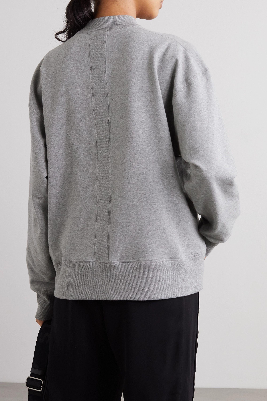 Vaara Stevie cotton-blend sweatshirt