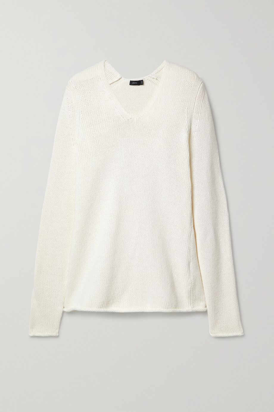 Joseph Sloppy Joe cotton-blend sweater