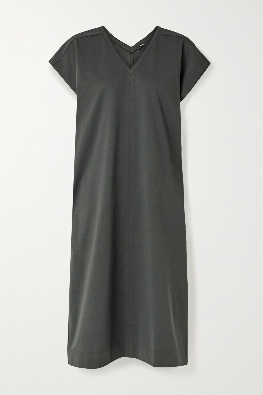Joseph Cotton-jersey midi dress