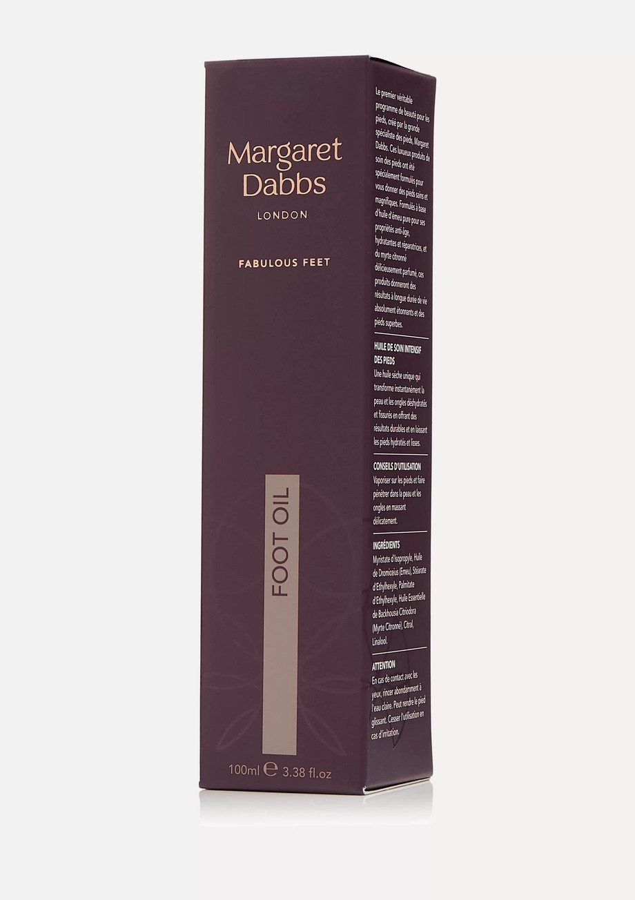Margaret Dabbs London Intensive Treatment Foot Oil, 100 ml – Fußöl