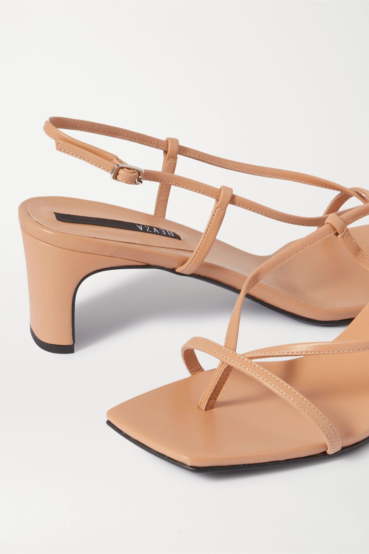 BEVZA Sandalen aus Leder