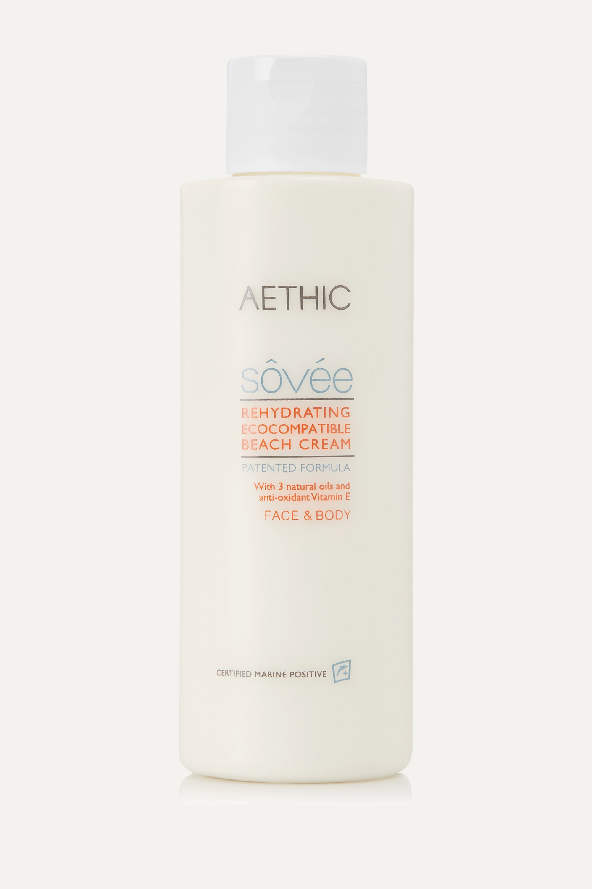 Aethic Rehydrating Eco-Compatible Beach Cream, 150ml