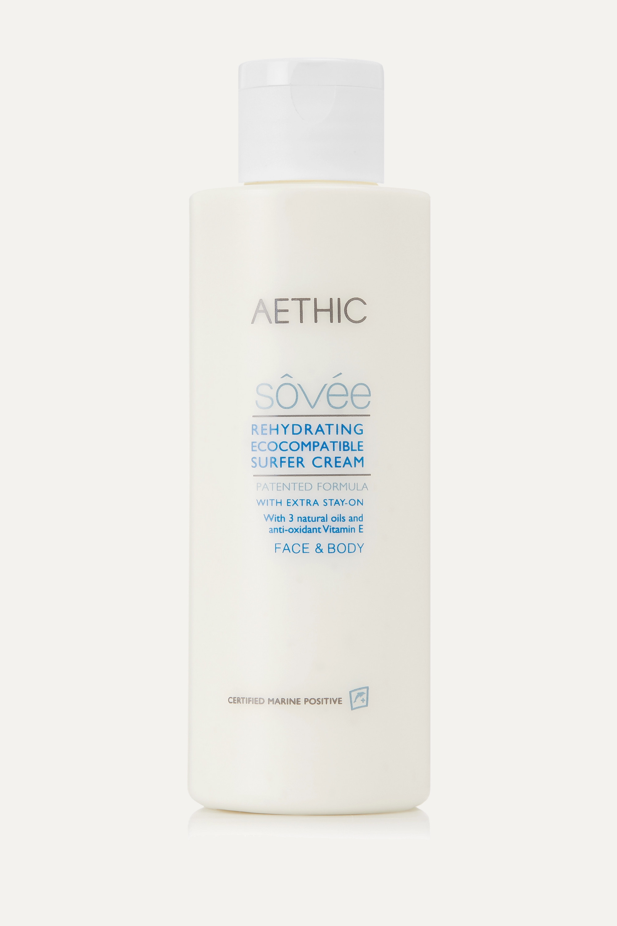 Aethic Rehydrating Eco-Compatible Surfer Cream, 150ml