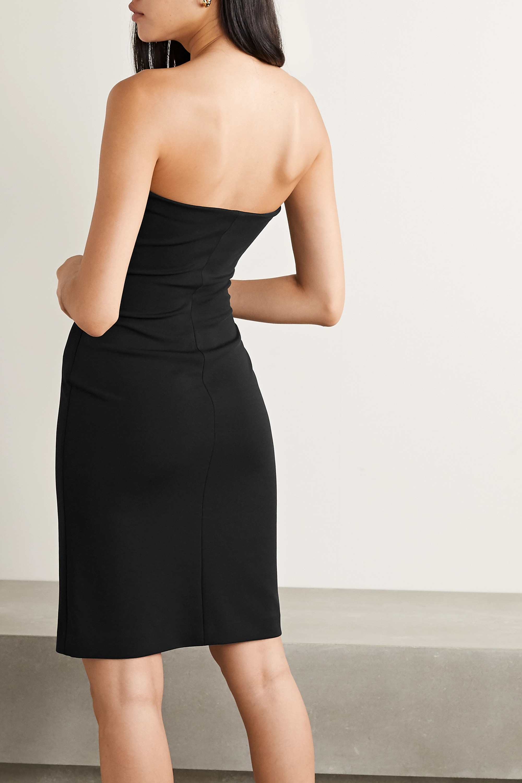 The Row Ferren strapless stretch-jersey dress