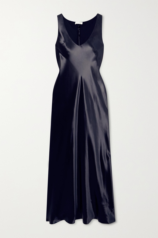 The Row Robe longue en satin Natasha