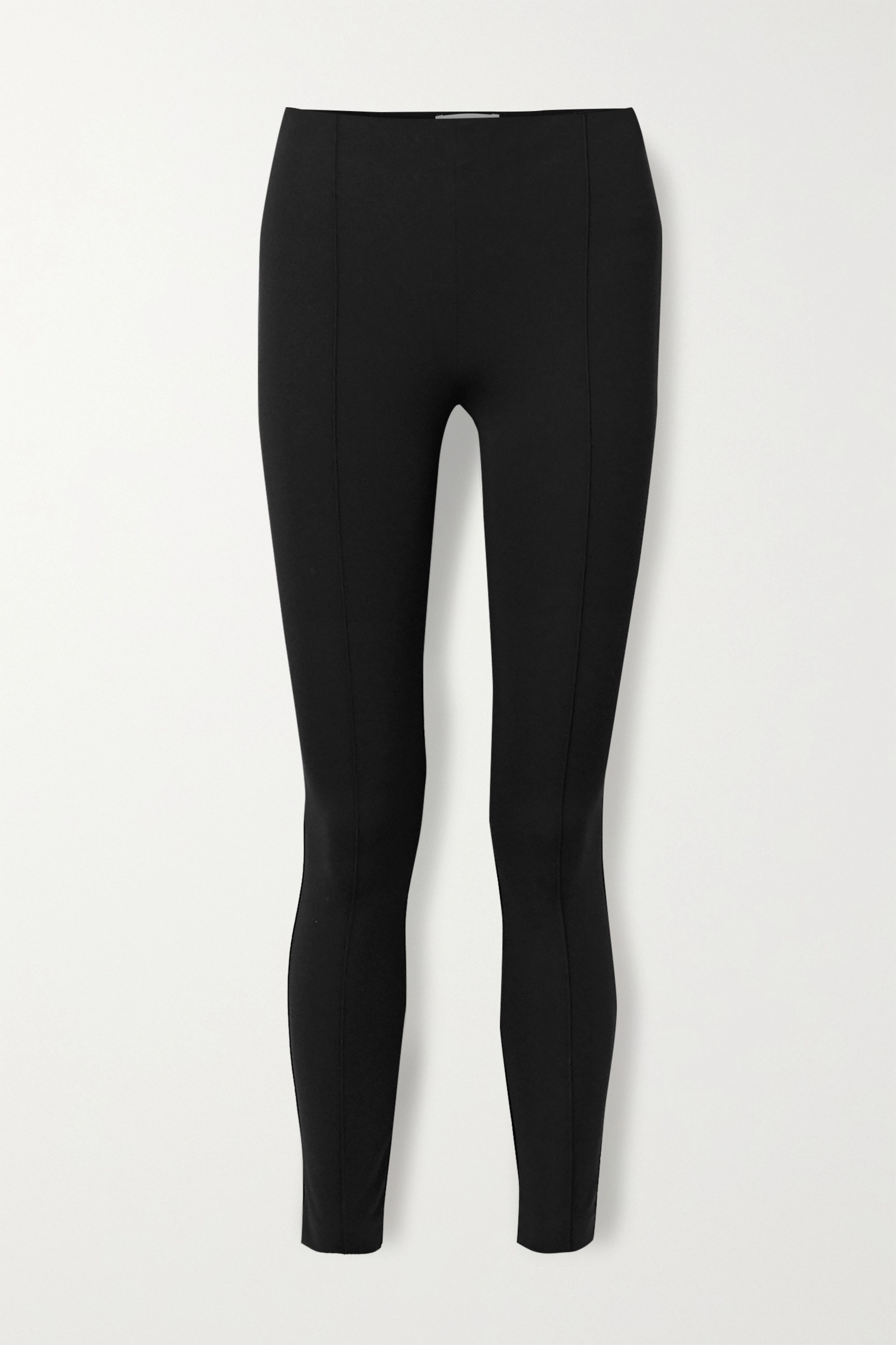 The Row Cosso stretch-ponte skinny pants