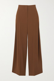 The Row Alexa wool-twill pants