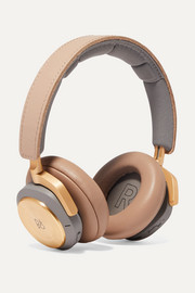 Casque audio sans fil en cuir H9s Beoplay