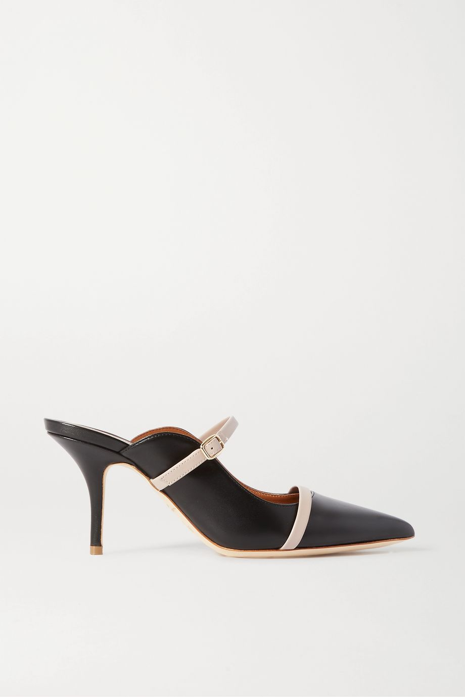 Malone Souliers Melody 70 leather mules