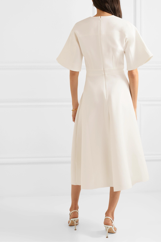 Roksanda Maja crepe midi dress