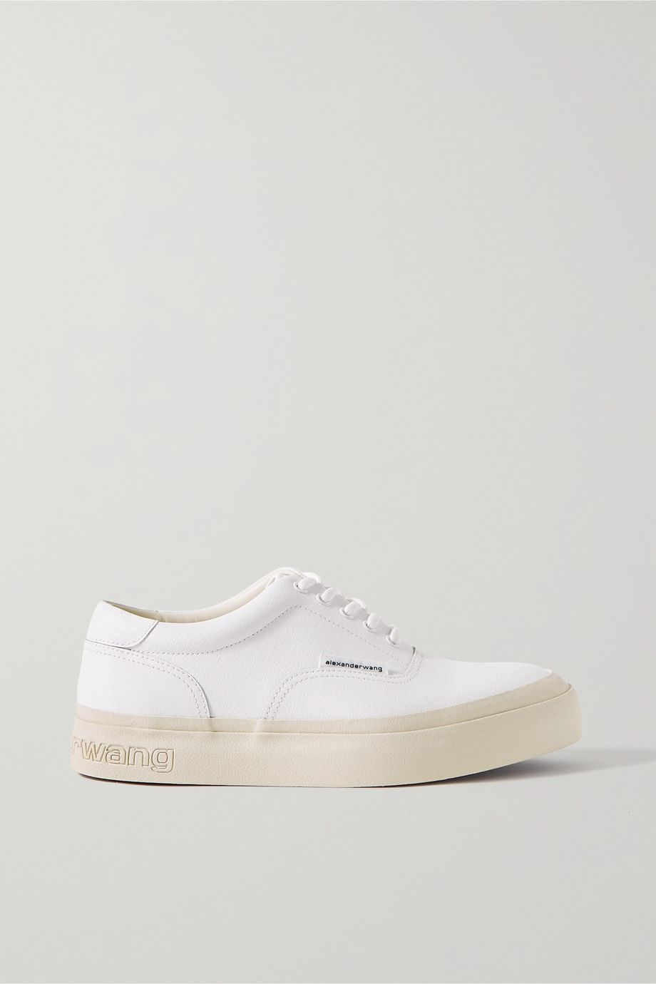 Alexander Wang Andy textured-leather sneakers