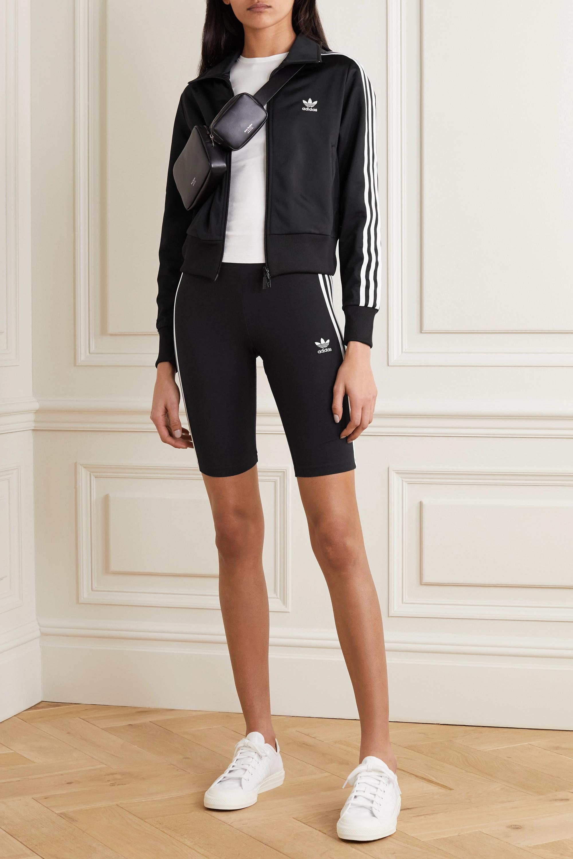 adidas Originals Veste de survêtement en jersey technique à rayures Firebird