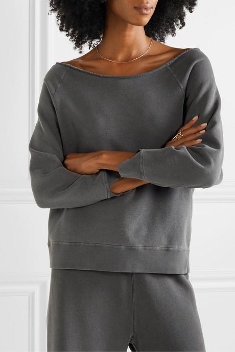 Luka cotton-jersey sweatshirt