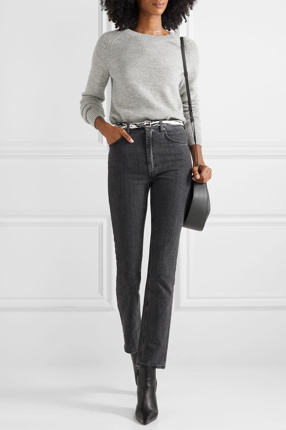 Nili Lotan Vesey merino wool and alpaca-blend sweater
