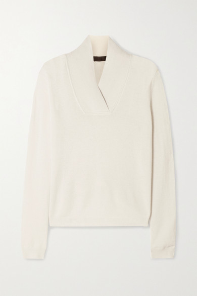 Nili Lotan Jewelry Beacon cashmere sweater