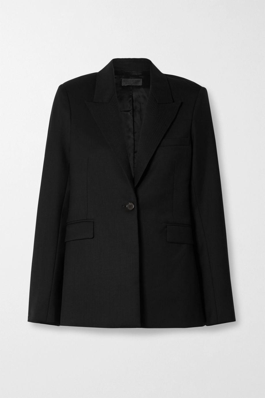 Nili Lotan Demna wool-blend twill blazer