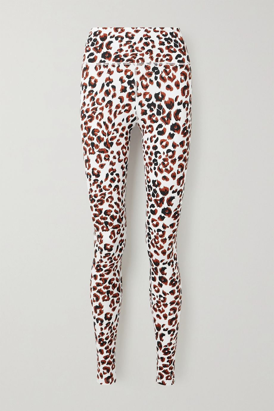 Varley Duncan animal-print stretch leggings
