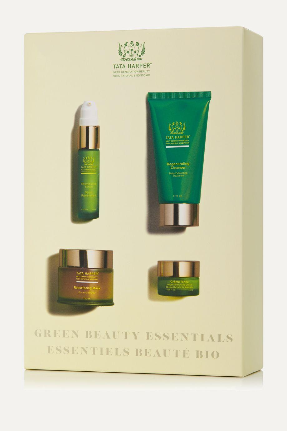 Tata Harper Green Beauty Essentials Set