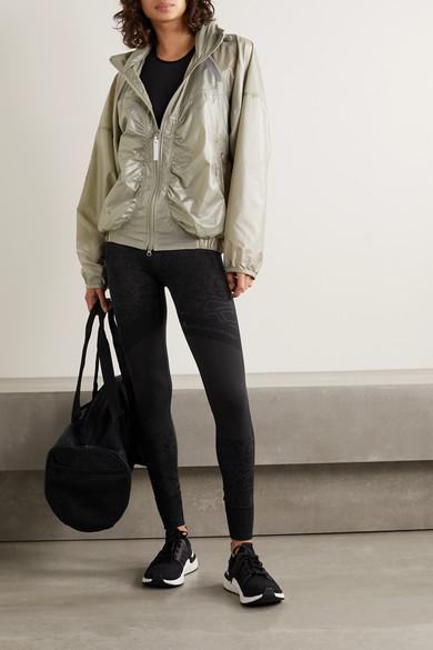 adidas by Stella McCartney | Veste oversize à capuche en