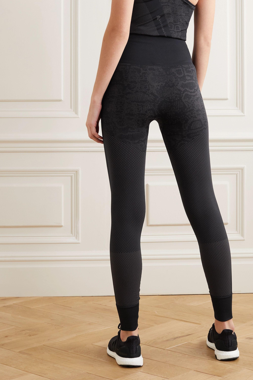 adidas by Stella McCartney Essentials stretch-jacquard leggings
