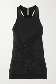 adidas by Stella McCartney Essentials stretch-jacquard tank