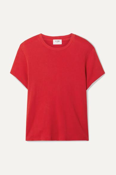 Re/done T-shirts 70S SUPIMA COTTON-JERSEY T-SHIRT