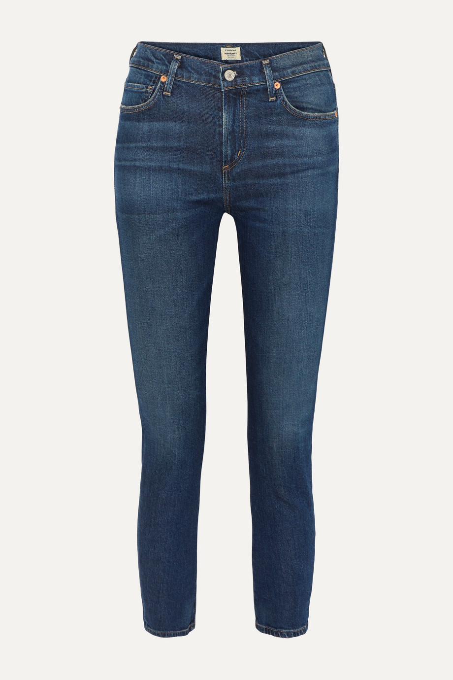 Citizens of Humanity Harlow mid-rise straight-leg jeans