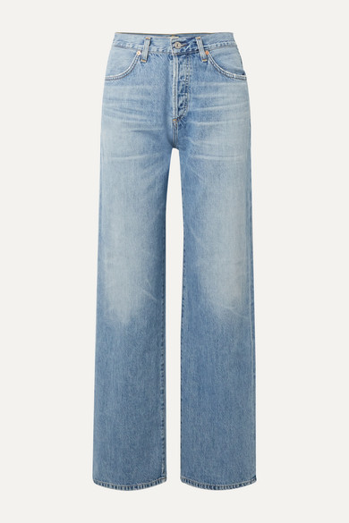 Citizens Of Humanity Jeans ANNINA HIGH-RISE WIDE-LEG JEANS