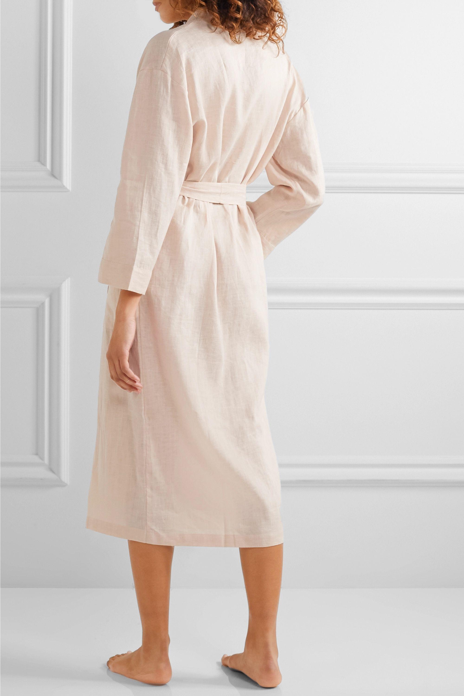 Pour Les Femmes Linen robe