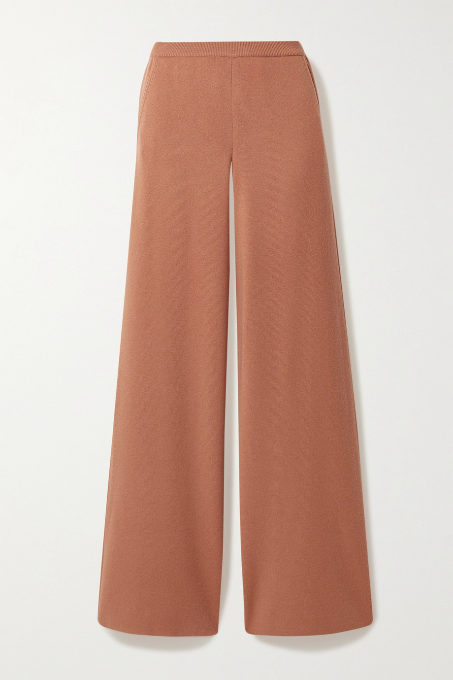 Loro Piana Canary cashmere straight-leg pants