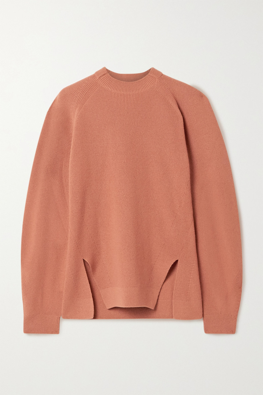 Loro Piana Girocollo Brixton ribbed cashmere sweater