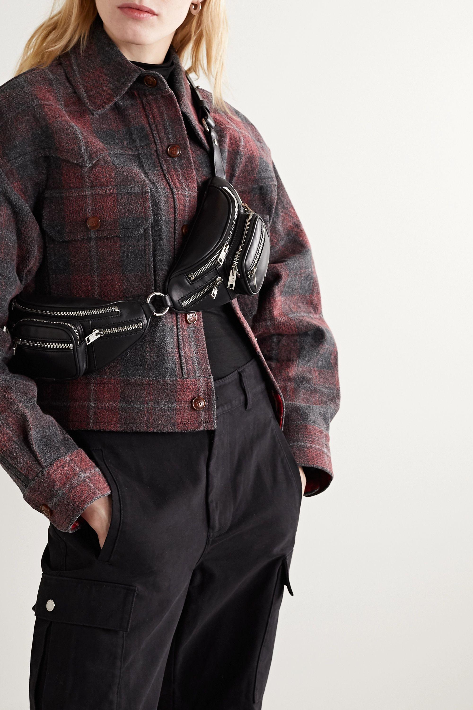 Alexander Wang Attica Double leather belt bag