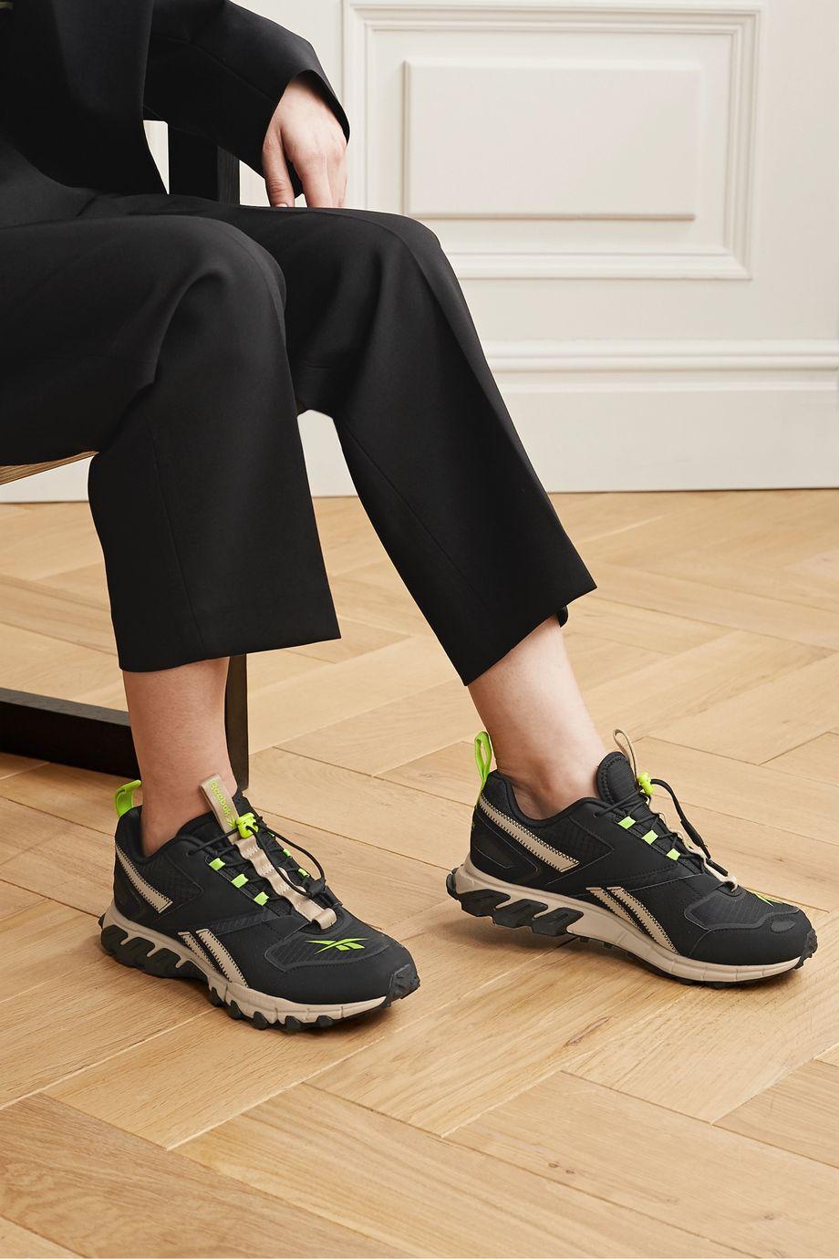 Reebok DMX Pert ripstop and neoprene sneakers