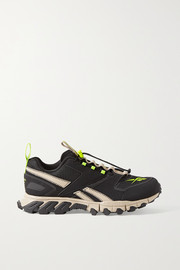 Reebok DMX Pert ripstop and neoprene sneakers