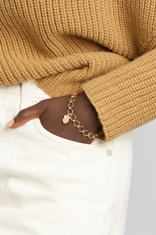 Foundrae Cor Ad Cor Armband aus 18 Karat Gold