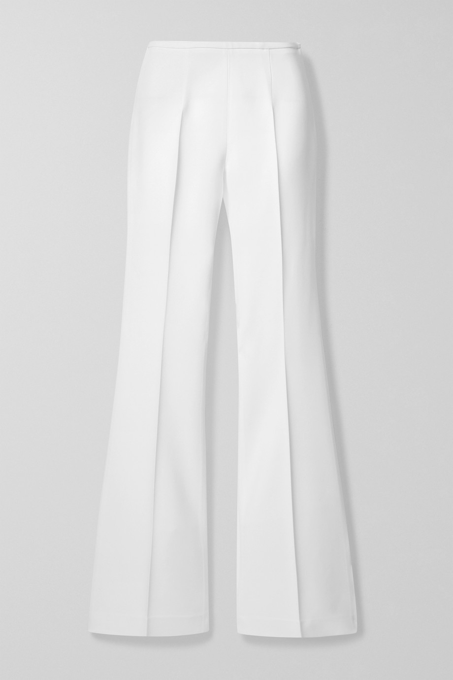 Michael Kors Collection Stretch-crepe flared pants