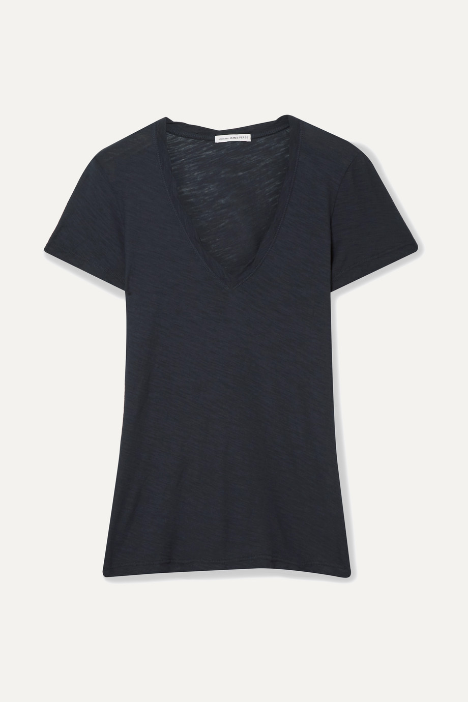 James Perse Slub Supima cotton-jersey T-shirt