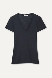 Slub Supima cotton-jersey T-shirt
