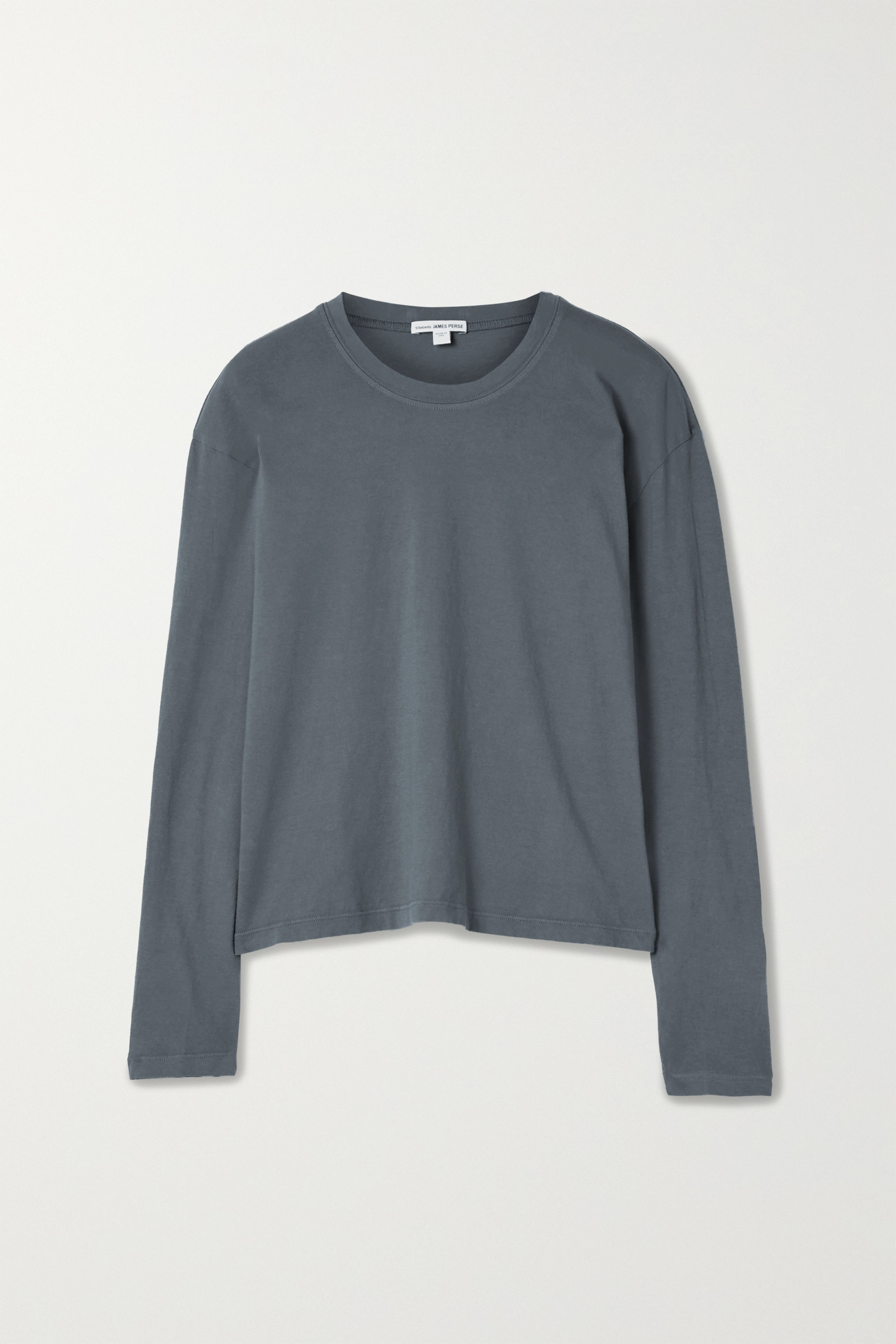 James Perse Supima cotton-jersey top