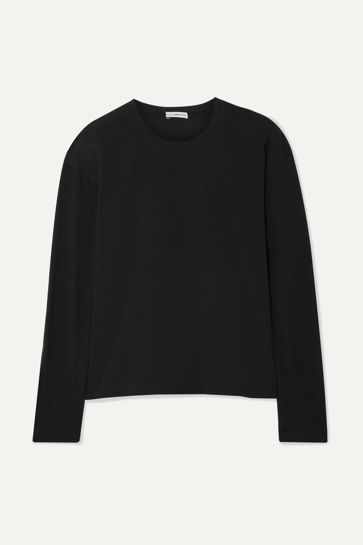 James Perse Vintage cotton-jersey T-shirt