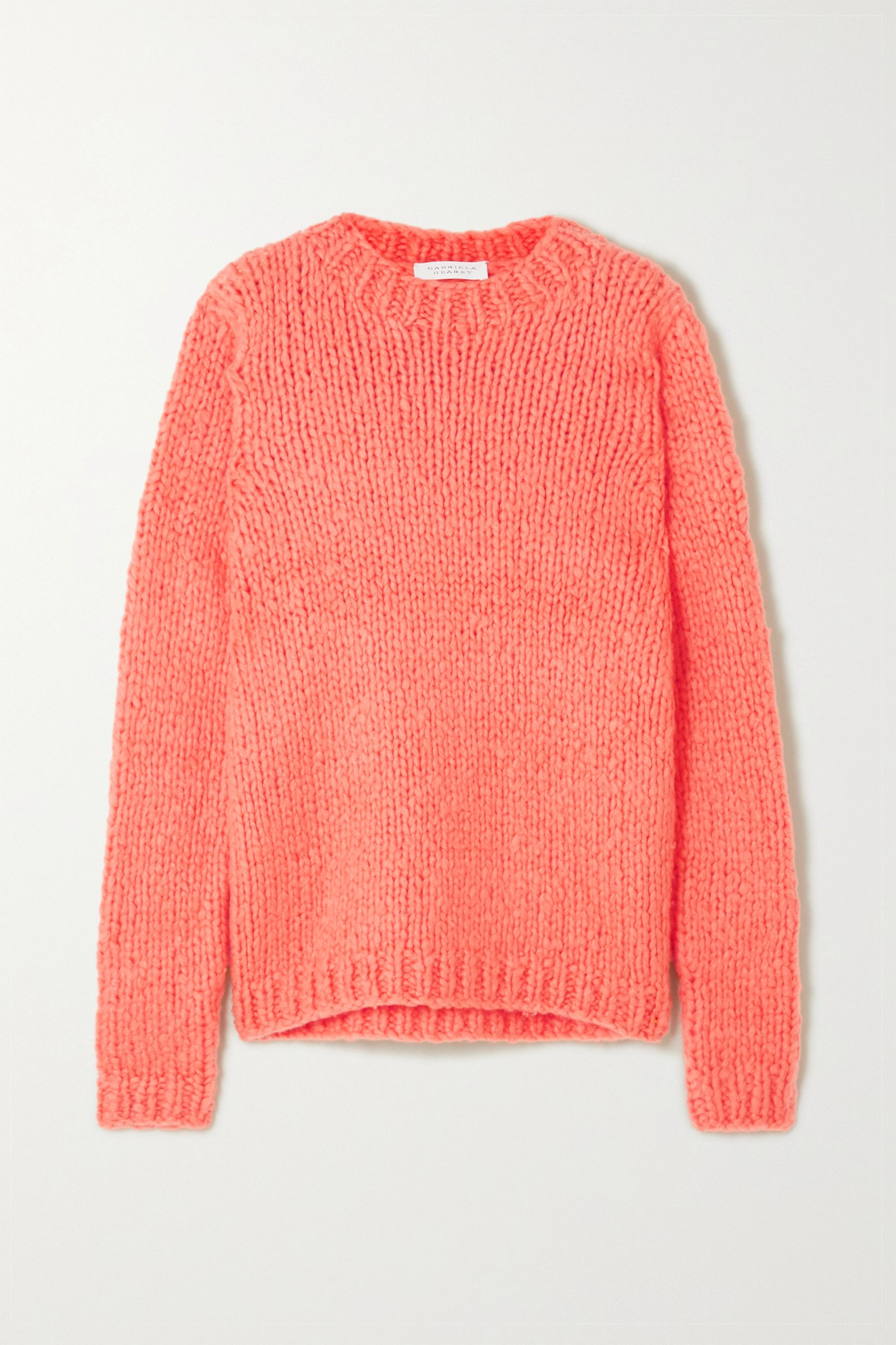 Gabriela Hearst Lawrence cashmere sweater