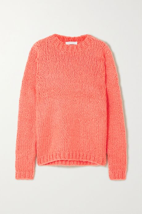 Blush Lawrence cashmere sweater | Gabriela Hearst 6ePCVQ