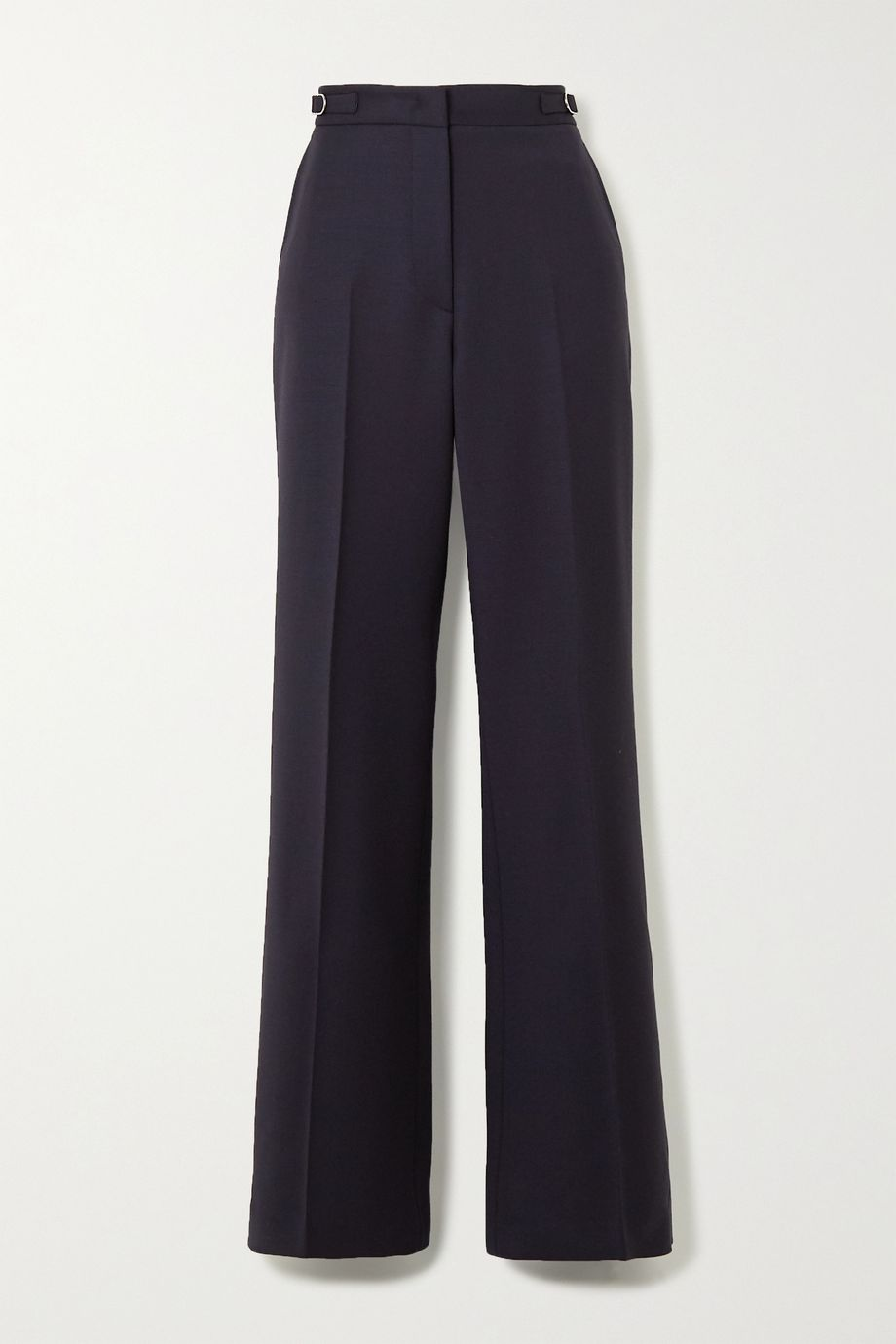 Gabriela Hearst Vesta wool-blend wide-leg pants