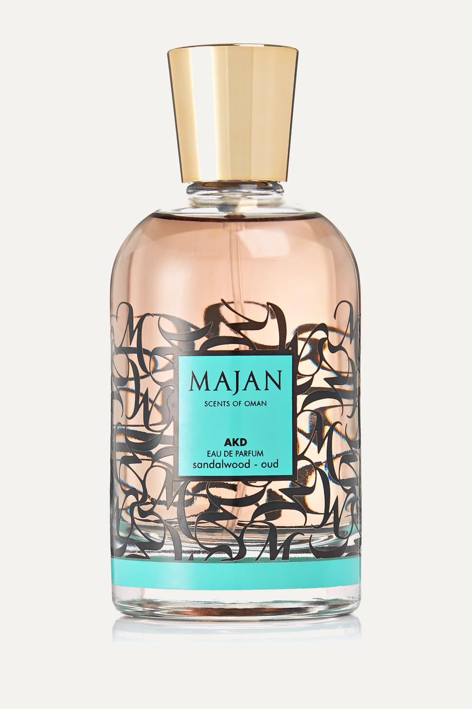 MAJAN Eau de Parfum AKD, 100 ml