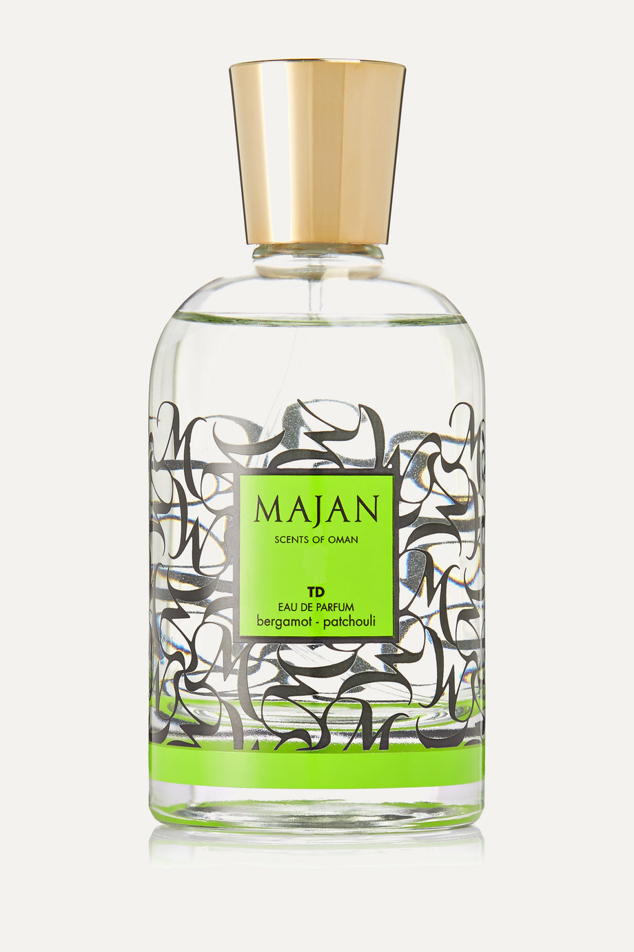 MAJAN TD, 100 ml – Eau de Parfum