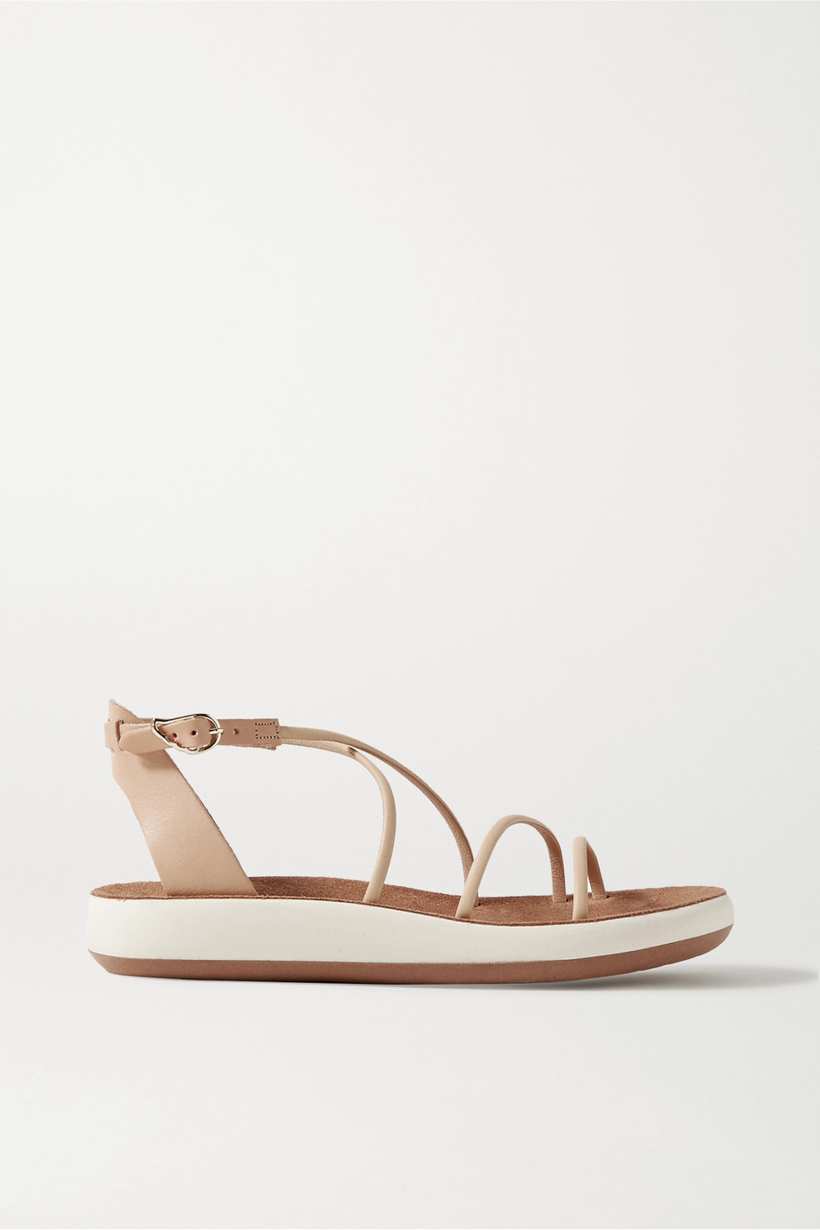 Ancient Greek Sandals Anastasia leather sandals