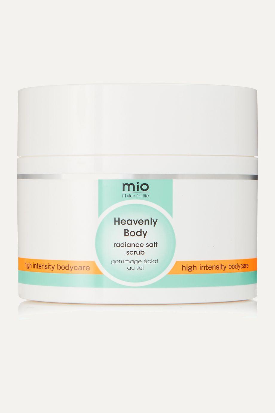 Mio Skincare Heavenly Body Radiance Salt Scrub, 300g