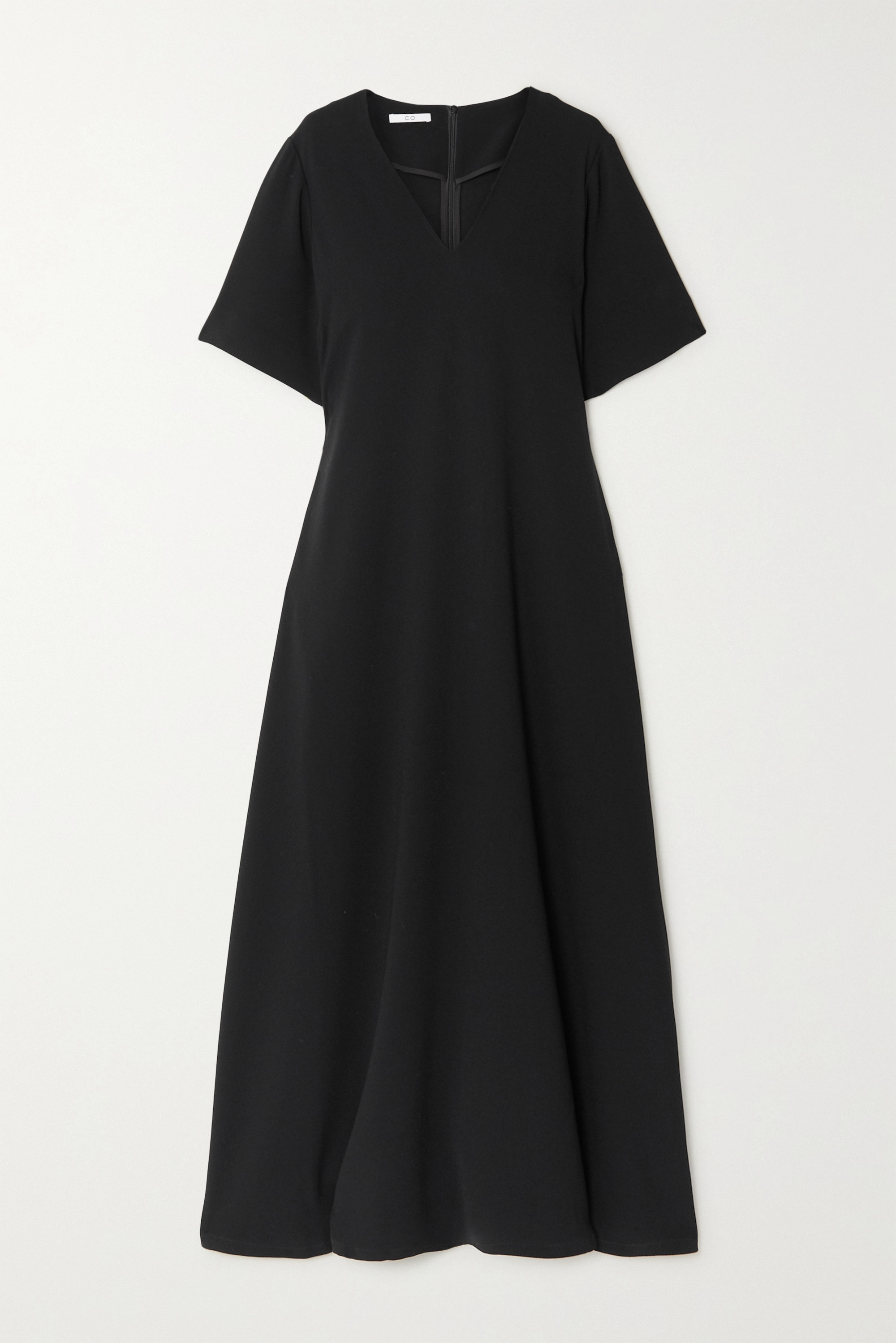 Co Crepe maxi dress