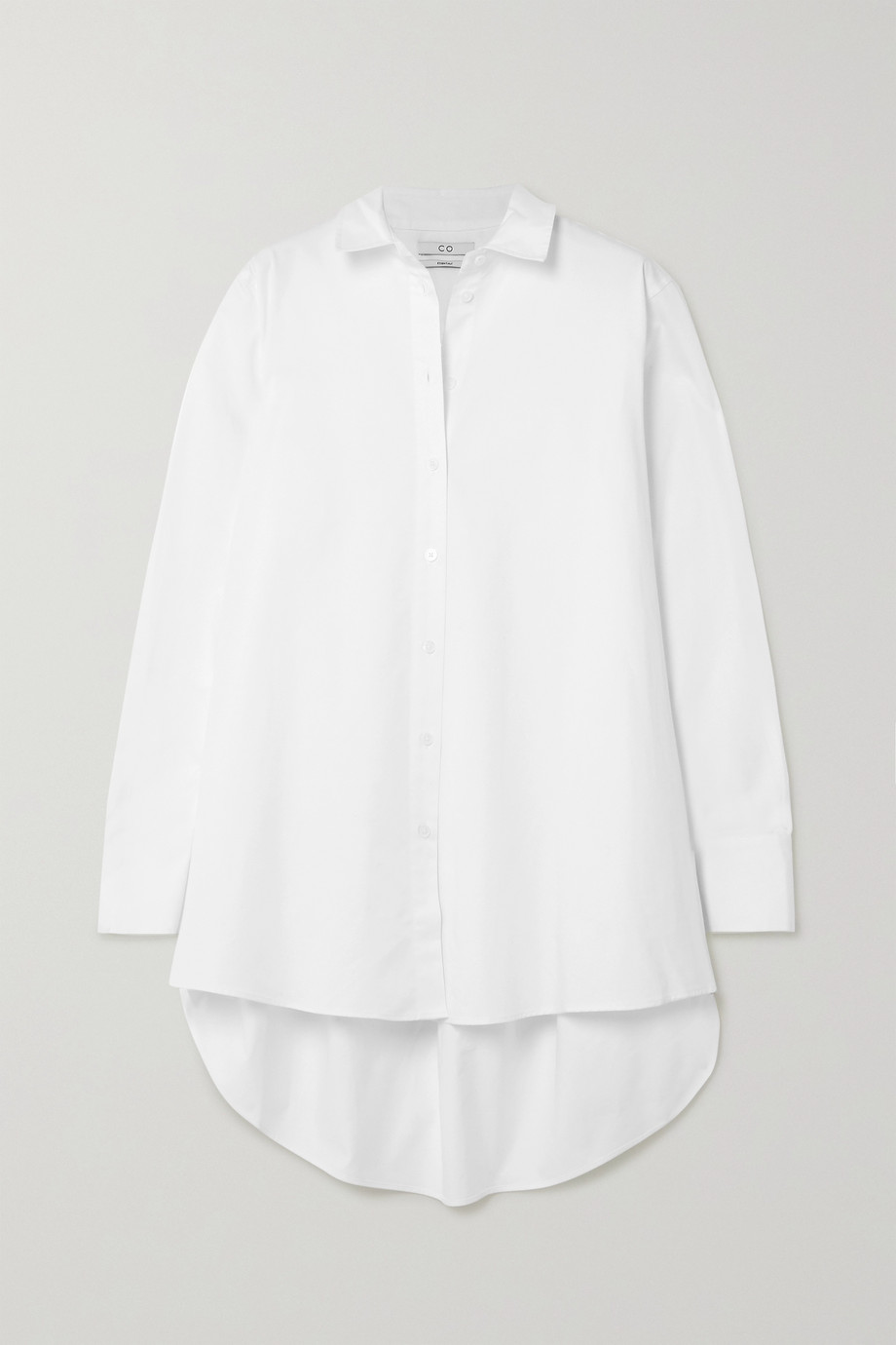 Co Cotton-poplin shirt