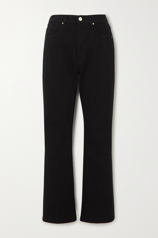 GOLDSIGN + NET SUSTAIN The High Rise slim-leg jeans